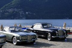 "Class C - 32 -""Sur Mesure et Haute Couture"" - Rarities for the Connoisseur. Bentley  S2 Continental Fastbackby H.J. Mulliner (1960) and entrant 34"