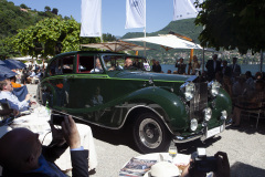 """Class C - 26 - """"Sur Mesure et Haute Couture"""" - Rarities for the Connoisseur. Rolls-Royce Phantom IV by Hooper (1952)"""