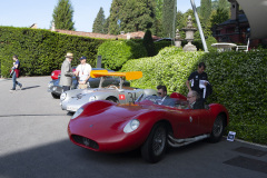 CLASS E - 58 - Daring to be Different - Designs that pushed the Envelope. Maserati  200SI by Fantuzzi (1957)