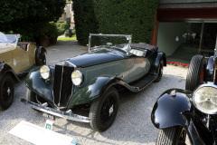 Class A  - 12 - Twentieth Century Style : From Touring Torpedo  to Racy  Roadster /  Lancia Astura Torpedo GS by Viotti (1934)