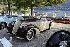 Class B - 28- Developing the Theme : Space,  Pace and Grace /  Steyr - 220 Sport Kabriolett by Gläser (1939)