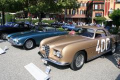 Class D - 50 - Granturismo  All'Italiana: Finding  the Perfect  GT Formula /  Alfa Romeo  1900 C Sprint Supergioiello by Ghia (1953)i