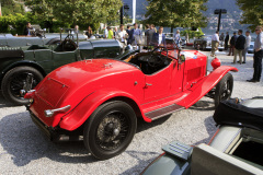 Class A  - 06 - Twentieth Century Style : From Touring Torpedo  to Racy  Roadster / OM 665 Sport Superbra MM by Zagato (1927)
