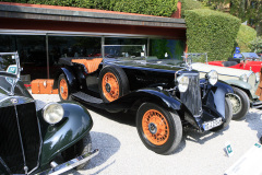 Class A  - 10 - Twentieth Century Style : From Touring Torpedo  to Racy  Roadster /  Armstrong Siddeley -Special Six Sportsby Vanden Plas (1933)