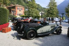 Class A  - 08 - Twentieth Century Style : From Touring Torpedo  to Racy  Roadster /  Alfa Romeo 6C 1750 GTC by Zagato (1931)