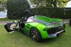 Concept Cars & Prototypes - CC06 - GFG Style Vision 2030 / Aluminium and Carbon Fibre Frame by Fabrizio Giugiaro(2020)