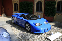Class H - 96 - The Next Generation: Hypercars of the 1990s / Bugatti EB 110 SS (1994)