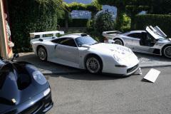 Class H - 102 - The Next Generation: Hypercars of the 1990s /  Porsche 911 (993) GT1 (1996)