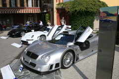 Class H - 104- The Next Generation: Hypercars of the 1990s / Mercedes Benz CLK GTR by AMG (1998)