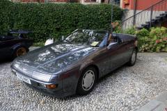 Class G - 89 -  The Birth of the Supercar: Latin Style Landmarks / Aston Martin V8 Volante by Zagato (1989)