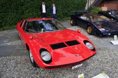 Class G - 82 -  The Birth of the Supercar: Latin Style Landmarks / Lamborghini Miura P400 S by Bertone (1970)