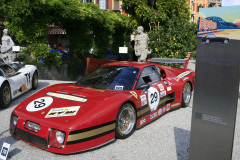 Class E - 70 -Big Band '40s to Awesome '80s: Five Decades  of Endurance Racing /  Ferrari 512 BB LM by Pininfarina (1981)