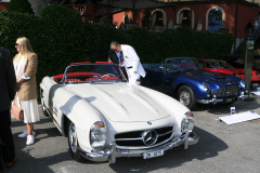 Class C - 38 -  Showroom Showdown: Britain and Germany  Battle for Luxury  Supremacy / Mercedes Benz 300SL (1963)