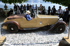 Class A  - 14 - Twentieth Century Style : From Touring Torpedo  to Racy  Roadster /  Lagonde  LG45 Rapide (1937)
