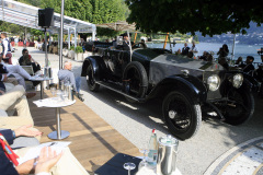 Class B - 16 - Developing the Theme : Space,  Pace and Grace /  Rolls Royce Silver Ghost 40/50 High Speed by Barker (1920)