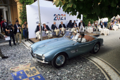 Class C - 36 -  Showroom Showdown: Britain and Germany  Battle for Luxury  Supremacy /  BMW 507 (1959)