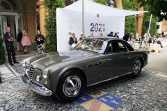 Class D - 46 - Granturismo  All'Italiana: Finding  the Perfect  GT Formula /  Alfa Romeo 6C  2500 Supergioiello by Ghia (1950)