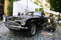 Class D - 54 - Granturismo  All'Italiana: Finding  the Perfect  GT Formula /  Moretti 1200 GS  (1954)