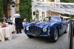 Class D - 56 - Granturismo  All'Italiana: Finding  the Perfect  GT Formula /  Siata 208 CS by Bertone (1954)