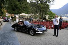 Class F - 78 - A Passion For Perfection : Celebrating 90 Years of Pininfarina / Ferrari 400 Superamerica (1961)