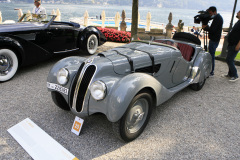 Class B - 25- Developing the Theme : Space,  Pace and Grace /  BMW 328  (1938)