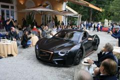 "Concept Cars & Prototypes - CC08 - Hispano Suiza Cars SL- Carmen ""Boulogne""(2020)"