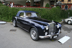 Class C - 36 -  Showroom Showdown: Britain and Germany  Battle for Luxury  Supremacy / Bentley S1 Continental by Park Ward (1956)