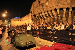 Friday leg 2 -Arriving in Rome at the Castel Sant' Angelo