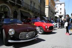 Thursday Mille Miglia Village