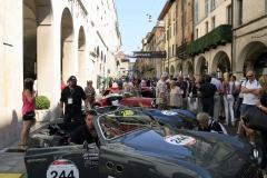 Thursday Mille Miglia Village - Brescia, the heart of the Mille Miglia