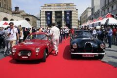 Thusrday - Sealing of the cars - Piazza della Vittoria