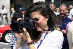 Flavors of the Mille Miglia - beauty captures beauty