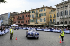 Thursday - Leg 1 Brescia  passing thru Verona