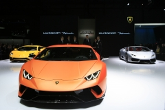 World premiere Lamborghini Huracán Performante