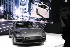 Worldpremiere Porsche Panamera Turbo Sport Turismo