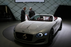 world premiere Bentley EXP 12 Speed 6e concept