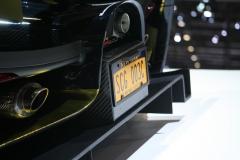 World premiere Spyker C8 Preliator Spider