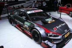 world premiere Audi TS5 DTM