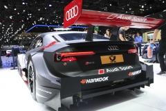 world premiere e Audi TS5 DTM