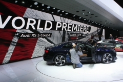 world premiere e Audi RS5 Coupé