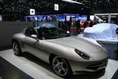 Touring Superleggera Alfa Romeo Disco Volante Spider