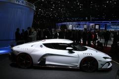 World premiere ITALDESIGN AUTOMOBILI SPECIALI ZEROUNO