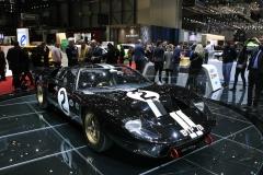 Legendary Ford GT