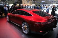 world premiere e AMG GT concept
