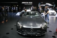 World premiere Mercedes Benz AMG GT C Roadster