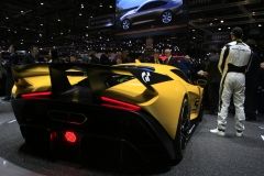 World premiere Pininfarina Fittipaldi EF7