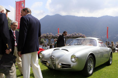 Class G : Post-War Competition Cars. Alfa Romeo  1900SS