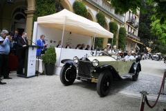 Class C : Pre-War Open Four Seaters. Lancia Lambda