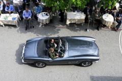 Class E: Post-War Open Sports Cars.  BMW 507