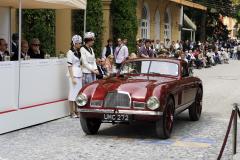 Class F: Post-War Closed Sports Cars.  Aston Martin DB2